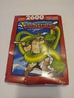 Venture New Sealed Atari 2600 Video Game Cartridge