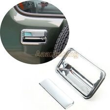 2pcs ABS Chrome Car Stern Door handle Cover Trims for Suzuki Jimny 2007-2015