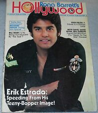 Rona Barrett's Hollywood Magazine December 1978 Erik Estrada Richard Hatch