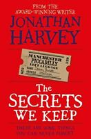The Secrets We Keep, Harvey, Jonathan, Very Good, Paperback