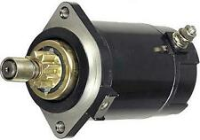 NEW STARTER FITS YAMAHA OUTBOARD F40TLR F50TJR F50TLH F50TLR 6E58180010 S114-323