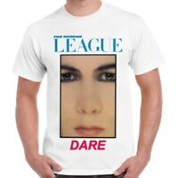 The Human League Dare 80s Synth-Pop Band Gift Cool Vintage Retro T Shirt 414