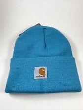 CARHARTT Beanie   BLUE MOON   Kids Youth Hat Beanie Knit Cap 100% Authentic NEW