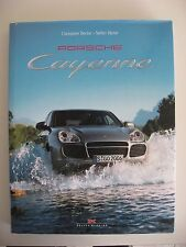 Porsche Cayenne development book