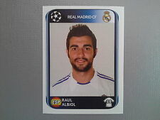 PANINI CHAMPIONS LEAGUE 2010 2011 - N.432 ALBIOL REAL MADRID