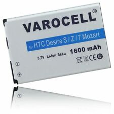 Varocell Akku HTC 7 Mozart (T8699) Desire S (S510e) BB96100 BG32100 BH11100