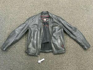Milwaukee Leather Jacket w Liner Size: Medium