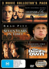 LEGENDS OF THE FALL/ SEVEN YEARS IN TIBET/ THE DEVIL'S OWN – DVD, 3-DISC SET