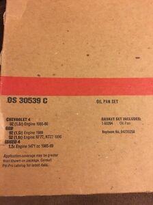 Fel Pro OS30539C Oil Pan Gasket Set