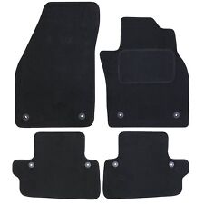 Volvo C70 Automatic Tailored Car Mats From (2006 - 2013) - Black