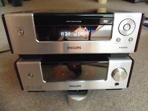 Philips MCD 908/12 DVD-Stereoanlage in guten Zustand ohne Boxen
