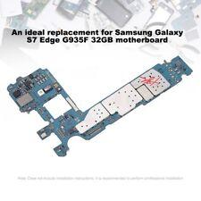 Scheda Madre Motherboard Mainboard per Samsung Galaxy S7 Edge G935f 32gb