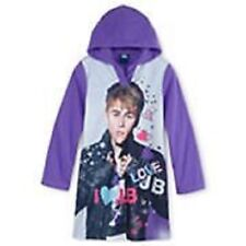 Night Gown  NWT Justin Beiber Licensed Character Hooded - Girls SZ 10