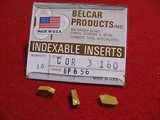10 Each New Belcar Cutoff Inserts Cor 3 160 Bp656 = Gtr-4-4D