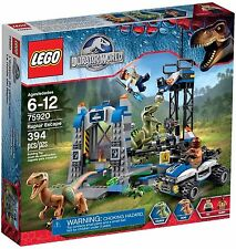 NEW LEGO 75920 Jurassic World Raptor Escape Exclusive Hard to Find