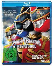 Power Rangers - Megaforce - LA SERIE DE TV 2 BLU-RAY BOX NUEVO
