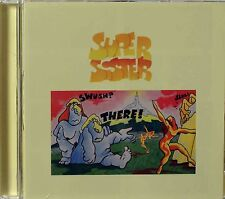 Supersister-Pudding & Gistern Dutch prog psych cd
