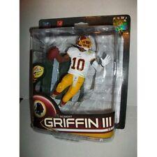 Robert Griffin III RG3 - McFarlane NFL series 32 action figure Redskins