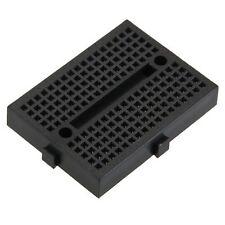 10 pcs Mini Black Solderless Prototype Breadboard 170 Tie-points