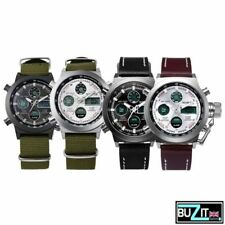 Unbranded 30 m (3 ATM) Water Resistance Wristwatches with 12-Hour Dial