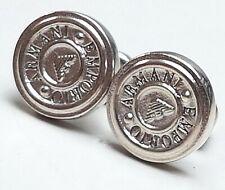 925 Sterling Silber Ohrstecker Emporio Armani Design Schmuck  - A 581