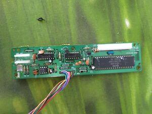 Amiga 500 keyboard controller