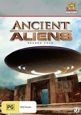 Ancient Aliens : Season 4 (DVD, 2013, 3-Disc Set)