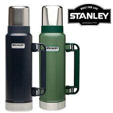 Nuevo 1.3 L Botella de vacío Stanley matraz de Acero Inoxidable Termo Clásico bebidas calientes