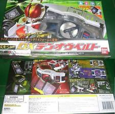 Kamen Rider DX Den O Henshin Belt Climax Form Cell Phone Lot Of 2