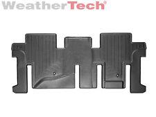 WeatherTech SUV Floor Mat FloorLiner for Pathfinder/JX35/QX60 - 2nd Row - Black
