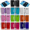 Luxury Magnetic Leather Flip Wallet Case Cover For Samsung Galaxy S3 Mini i8190