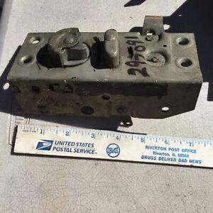 Studebaker, left, door latch, NOS.  PN 297091.  Item:  4959