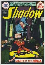 L3481: The Shadow #6, Vol 1, NM Condition