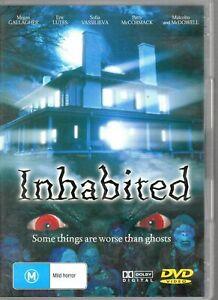 INHABITED DVD Family Friendly Horror Monster Troll Film B-Grade Movie