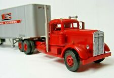 Kenworth K123 Conventional Truck Resin Cast Kit 1/87 Scale By Don Mills Models