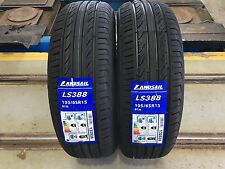 X2 195 65 15 195/65R15 91H LANDSAIL HIGH MILEAGE C,C RATED TOP QUALITY TYRES