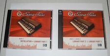 3 Disc Rom Native Instruments ELEKTRIK PIANO Pc Mac 2004 MAI SECOND HAND