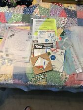 Quilting Templates Lot