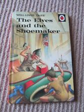 Ladybird Reader Level 1 - The Elves and the Shoemaker - Vintage