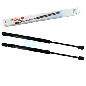 2 X YOU-S Original Gas Springs For Ssangyong Kyron - Bonnet - New