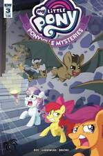 MY LITTLE PONY PONYVILLE MYSTERIES #3 COVER B MURPHY IDW NM