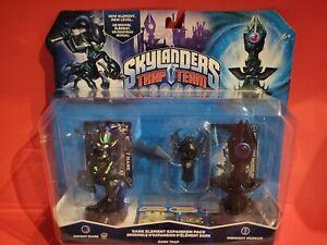 NEW Skylanders Trap Team Dark Element Expansion *Knight Mare*Midnight Museum*