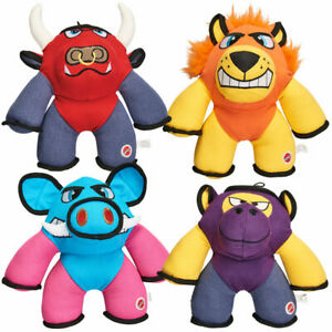 Spot Beefy Brutes Dog Toy Assorted 10in  Color Varies,    Free Shipping