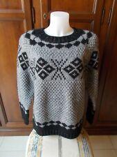 NAPAPIJRI MAXI Maglione Donna Women's Sweater Pullover Frau 25% ALPACA Tg XL