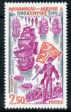 STAMP / TIMBRE FRANCE OBLITERE N° 2094 ROCHAMBEAU
