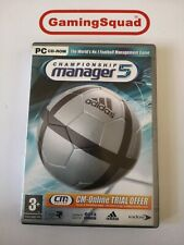 Championship Manager 5 PC, Supplied by Gaming Squad