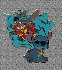 Stitch Transformation Pin - Disney Auctions - LE 100