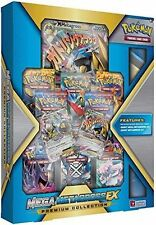 Mega Metagross EX Premium Collection Box Pokemon TCG Promo Cards, Playmat Packs
