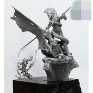 1/24 75mm Resin Figure Model Kit Perseus and Medusa Garage Unassambled Unpainted