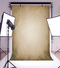Filmy Gradient Brown Photography Backgrounds 5x7ft Vinyl Studio Photo Backdrops